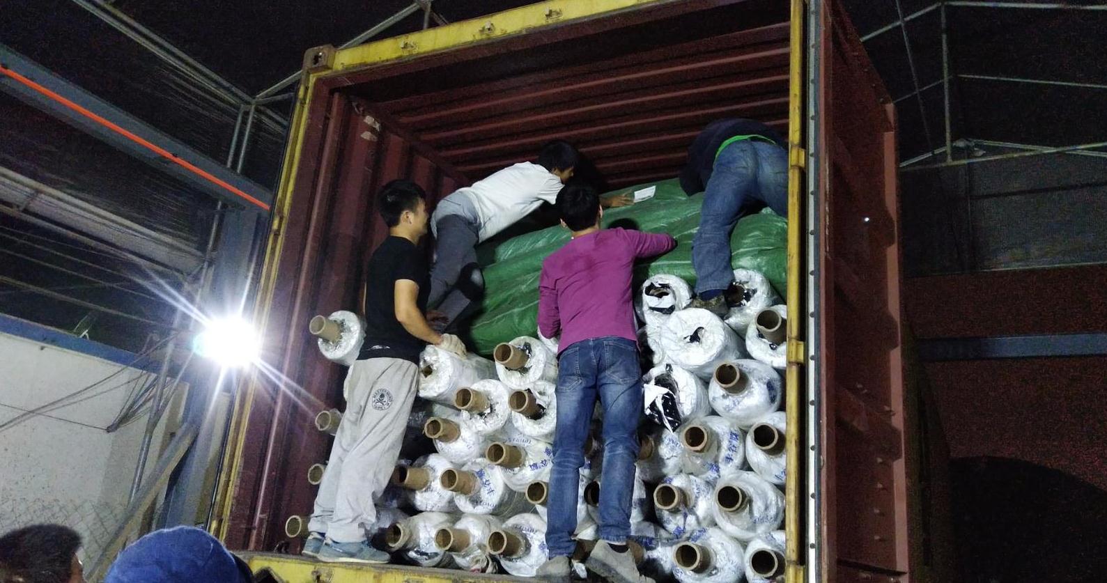 煌城温室全套资材出口附合加拿大、新加坡等国家质量要求-蔬菜大棚出口广州市煌城温室工程有限公司温室大棚出口